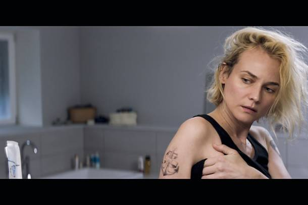 In the Fade : Photo Diane Kruger