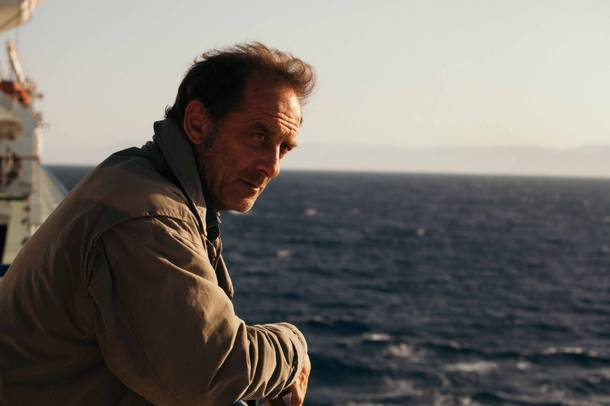 L'Apparition : Photo Vincent Lindon