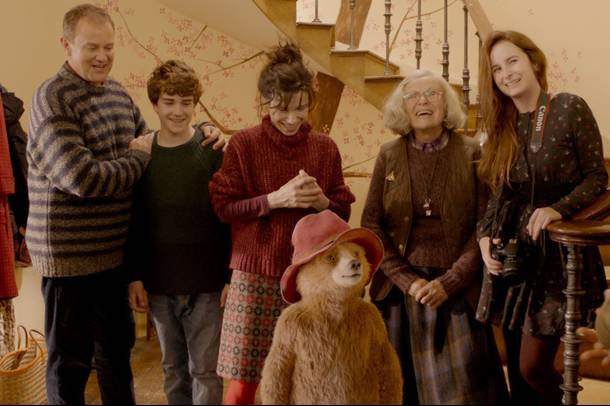 Paddington 2 : Photo Hugh Bonneville, Julie Walters, Madeleine Harris, Sally Hawkins, Samuel Joslin
