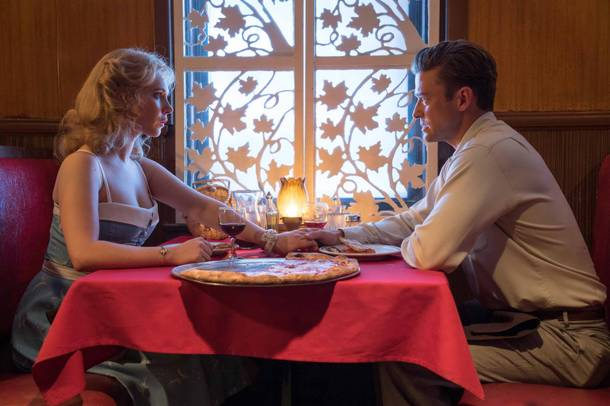 Wonder Wheel : Photo Juno Temple, Justin Timberlake